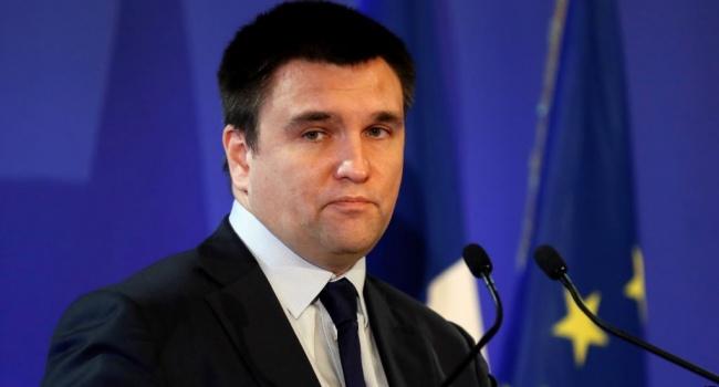 Климкин: Россия готовит новую ловушку на Донбассе