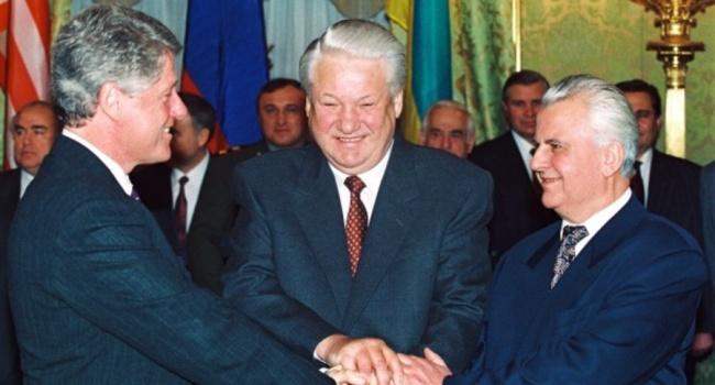 Кравчук поведал, как США грозили Украине санкциями иблокадой в90-х