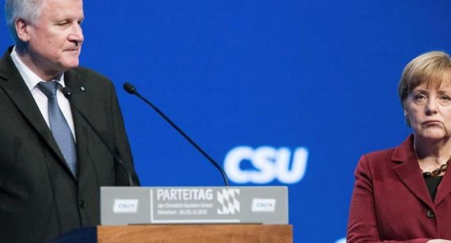 В МВД Германии поставят Меркель ультиматум