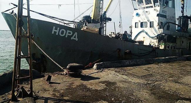 Суд Херсона позволил капитану «Норда» выехать вКрым