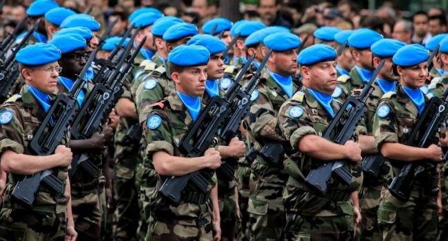 Миротворцы ООН помогут провести выборы в ОРДЛО, - Петр Порошенко