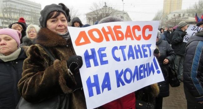 Зато нет бандеровцев: соцсети сообщили о новой проблеме в Донецке
