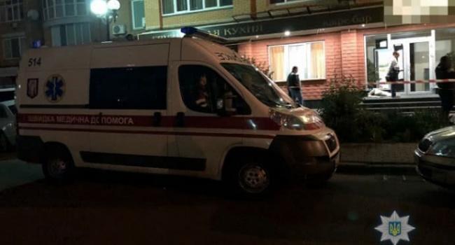 ЧП в Киеве: владелец кафе застрелил посетителя