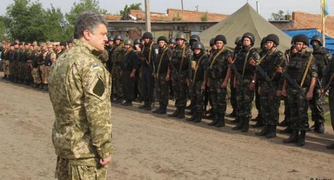 Бойцы на фронте уже определились, за кого будут голосовать на президентских выборах, – Олешко