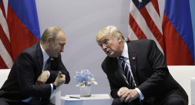 СМИ озвучили дату встречи Путина с Трампом