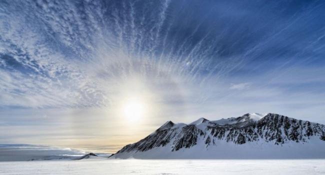 Ученые зафиксировали вАнтарктиде температурный минимум в