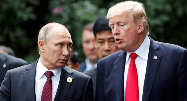 Расследование Мюллера – единственное, что сдержит Трампа от налаживания отношений с Москвой, – политтехнолог