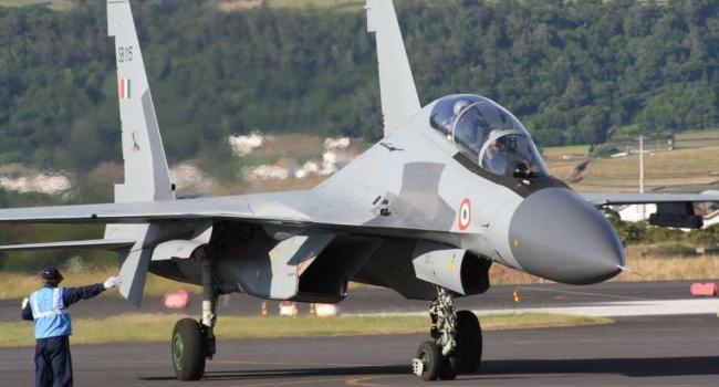 В Индии разбился восьмой по счету российский истребитель