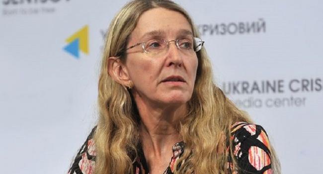 Супрун: «Украинцы могут бесплатно лечиться у частных врачей»