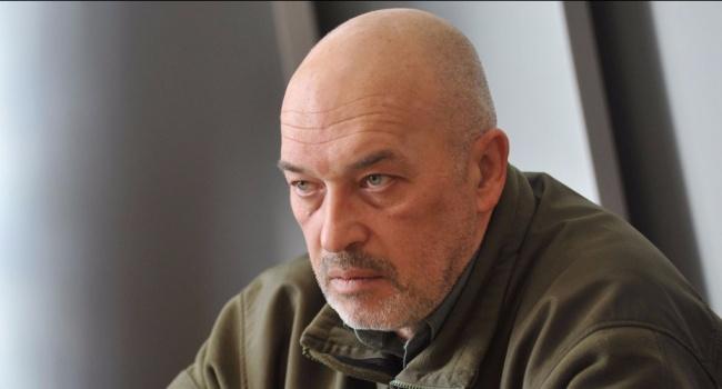 Тука оскандалился заявлением о полной немощи Украины