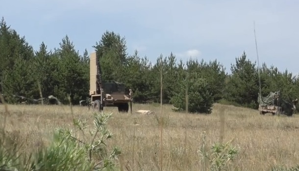 В ООС провели эффективную тренировку артиллерийских подразделений