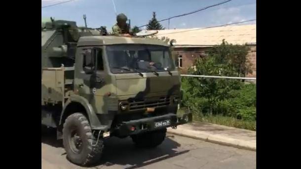 В Армении военный скандал: российские военные обстреляли село