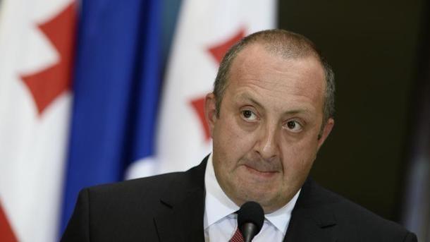 Президент Грузии объявил, что ему крайне неприятна позиция В.Путина порасширению НАТО