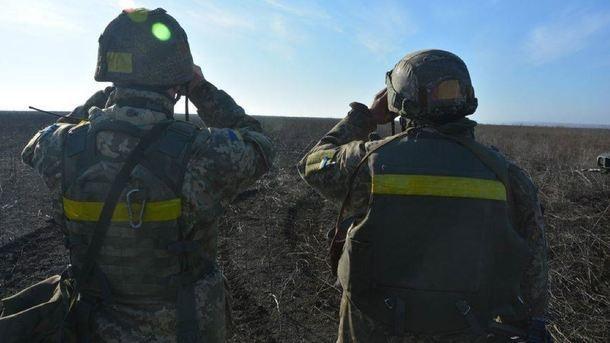 Боевики засутки 5 раз открывали огонь попозициям сил ООС