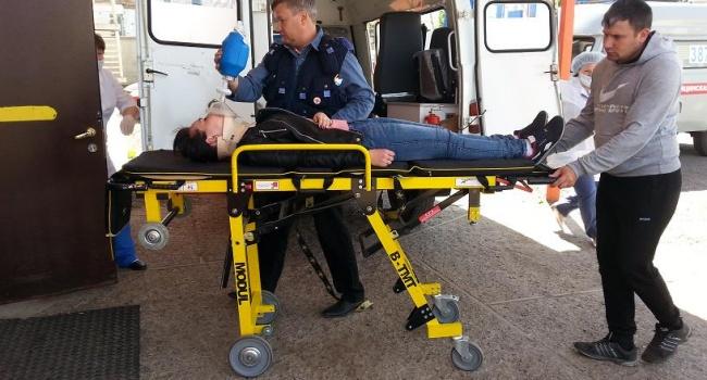В больницу в тяжелом состоянии попал депутат Верховной Рады Украины