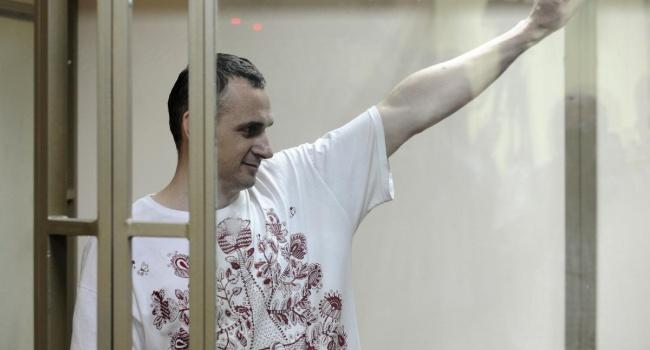 Сенцов может попасть в список по обмену пленными, - Совет федерации РФ