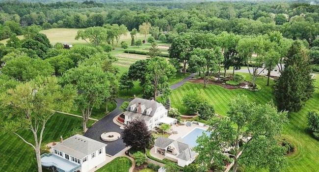 В США выставлен на продажу роскошный особняк Мухаммеда Али