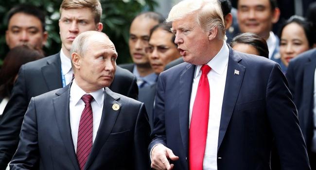 Обозреватель: «Бомба Рашагейт перед встречей Трампа и Путина»