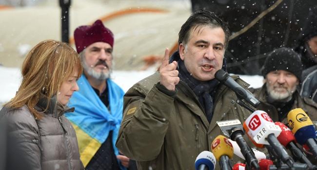 Украине придется попрощаться с феноменом Саакашвили, теперь уже окончательно, – эксперт