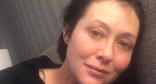 Известная актриса Шеннен Доэрти рассказала о продвижении в своей борьбе с раком