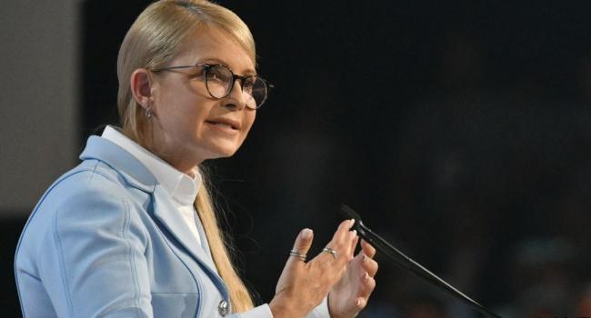 Будь-яка відповідь наших військових на обстріли російських військ буде названа Тимошенко реалізацією «плану по ескалації»