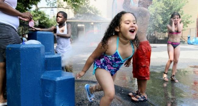 Большинство стран охватила аномальная жара