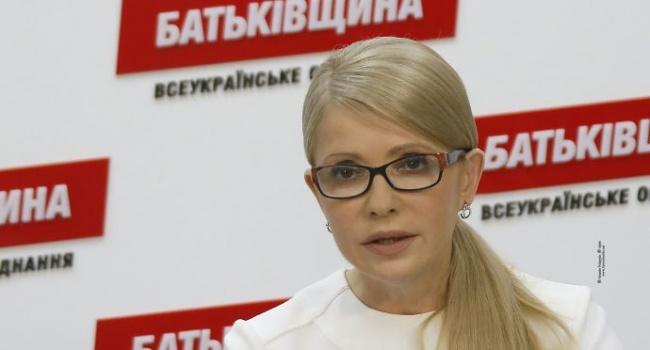 Ахеджаков: слоган Тимошенко на выборах – обеспечу стабильность и процветание западноукраинской и восточноукраинской губерний