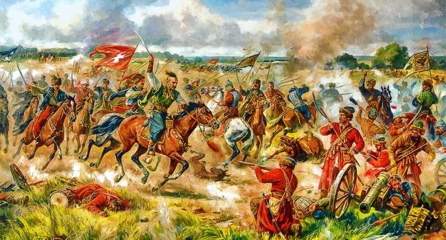 Дипломат: не верьте, что у нас нет великих побед – битва под Конотопом, когда от 50 тысяч русских осталось полторы калеки – яркий тому пример