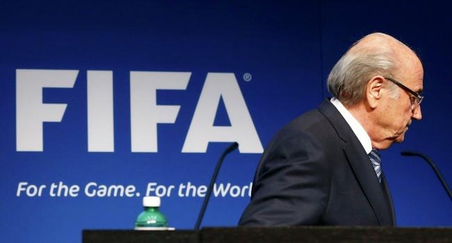 Украинские болельщики обвалили рейтинг страницы FIFA вFacebok