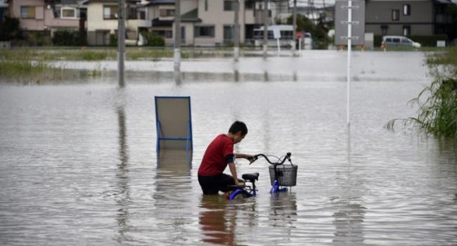 Число погибших последствий ливневых дождей вЯпонии возросло до 100 человек