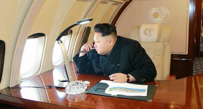 В РФ заметили самолет Ким Чен Ына: Кремль молчит
