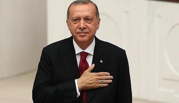 Эрдоган официально стал президентом Турции