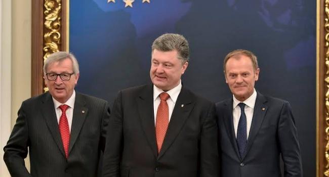 Европа признала Украине стратегической страной для транзита газа