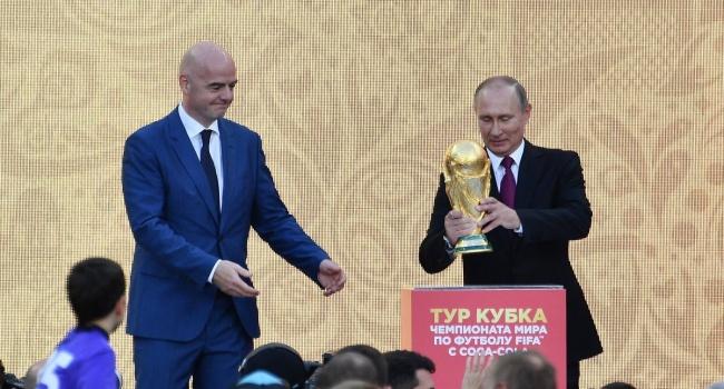 Муждабаев: Путин – чемпион. Вот и все итоги Чемпионата мира по футболу в стране-террористе. Иного быть не могло