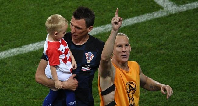 Муждабаев: хорват Вида повторил «проститутам» из ФИФА: «Слава Украине!»