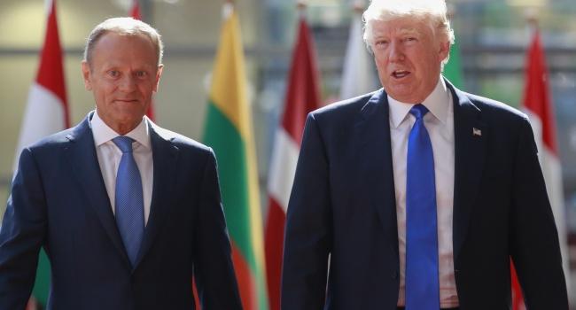 «Нужно ценить союзников, их не так много»: в ЕС предупредили Трампа перед встречей с Путиным