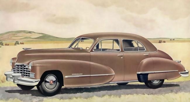 История автомобильной марки Cadillac