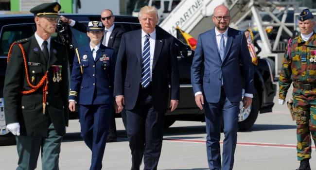 Трамп напомнит ЕС, что Россия – агрессор, для борьбы с которым нужно вкладывать деньги в оружие, а не в «Северный поток-2», – блогер