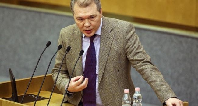 """«Я тоже кричу """"Слава Украине!"""" и считаю ее Великороссией» - депутат Госдумы РФ"""