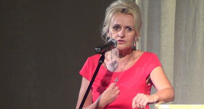 Фарион сравнила русскоязычных украинцев с ЛГБТ-сообществом