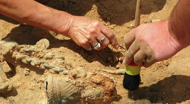 В Египте «черные археологи» припрятали себе целый древний город