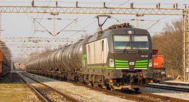 Компания УЗ собирается брать в аренду локомотивы