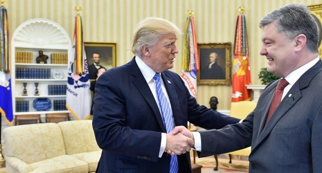 Порошенко встретился с Трампом: все подробности переговоров