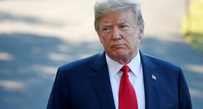 Трамп о диалоге Макрона: «Не знаю, что он говорил, но звучало красиво» (Видео)
