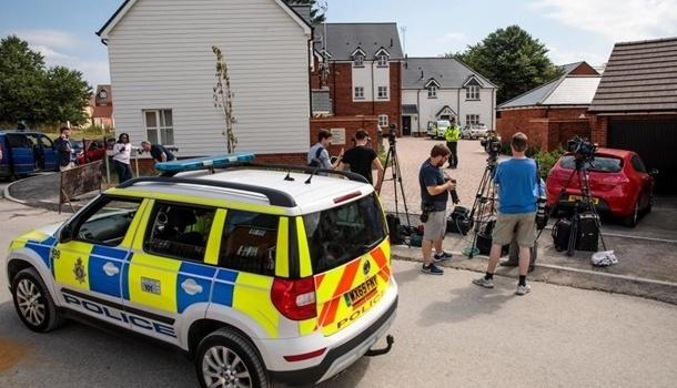 СМИ сообщили о новом инциденте в британском Солсбери