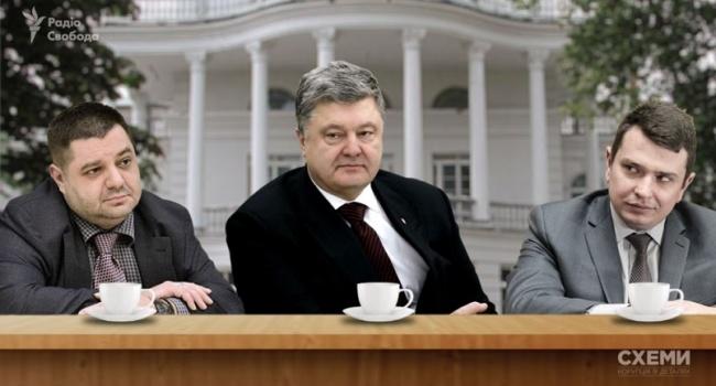 В гостях у президента: Сытник провел ночную встречу с Порошенко в его доме