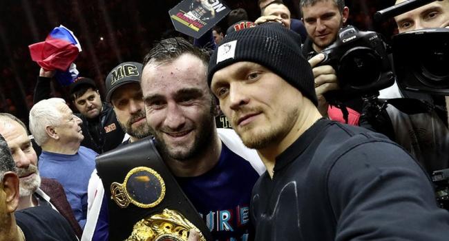 Россия хитростью хочет лишить Усика карьеры, сделав Гассиева абсолютным чемпионом