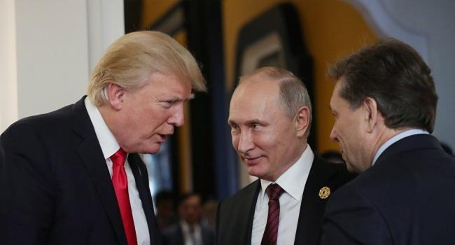 Трамп сделал заявление о диктаторе Путине
