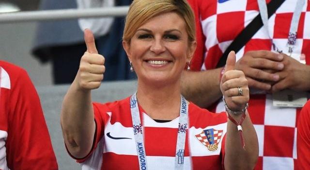 «Россия, спасибо!»: хорватский президент ошеломила своим обращением к сторонникам Путина
