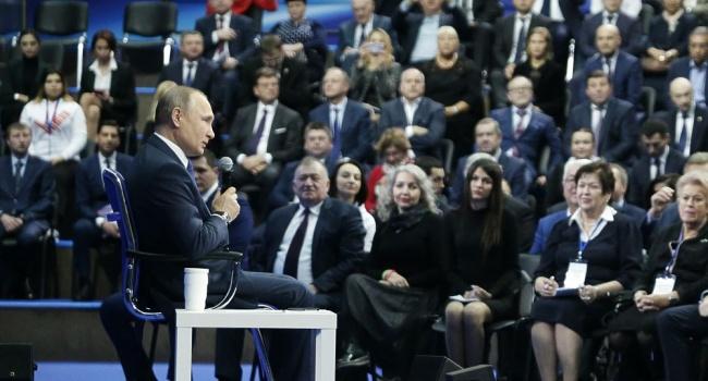 Айдер Муждабаев: Путина на самом деле не существует